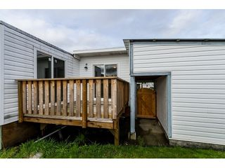 "Photo 17: 35 201 CAYER Street in Coquitlam: Maillardville Manufactured Home for sale in ""WILDWOOD PARK"" : MLS®# R2042526"