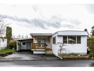 "Photo 2: 35 201 CAYER Street in Coquitlam: Maillardville Manufactured Home for sale in ""WILDWOOD PARK"" : MLS®# R2042526"