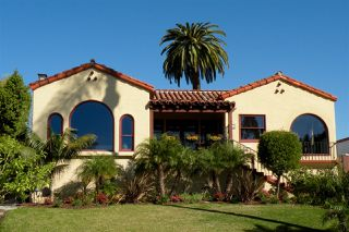 Photo 1: MISSION HILLS House for sale : 4 bedrooms : 2460 Presidio Dr in San Diego