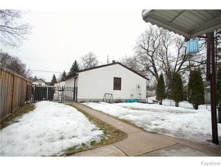 Photo 17: 146 Dupont Street in WINNIPEG: St Boniface Residential for sale (South East Winnipeg)  : MLS®# 1605583