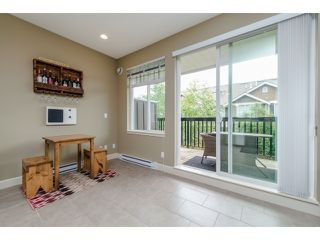 """Photo 11: 110 2979 156 Street in Surrey: Grandview Surrey Townhouse for sale in """"ENCLAVE"""" (South Surrey White Rock)  : MLS®# R2074155"""