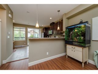 """Photo 7: 110 2979 156 Street in Surrey: Grandview Surrey Townhouse for sale in """"ENCLAVE"""" (South Surrey White Rock)  : MLS®# R2074155"""