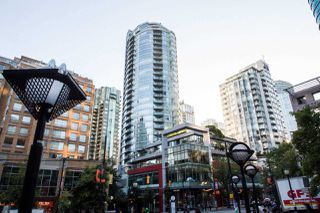 """Main Photo: 513 833 HOMER Street in Vancouver: Downtown VW Condo for sale in """"ATELIER"""" (Vancouver West)  : MLS®# R2084240"""