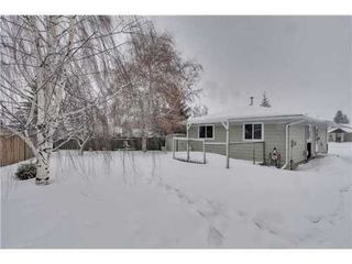 Photo 17: 19 DEER LANE Place SE in Calgary: Bungalow for sale : MLS®# C3596598