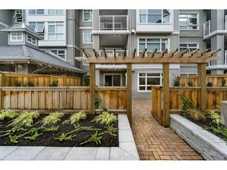 "Photo 1: 103 3136 ST JOHNS Street in Port Moody: Port Moody Centre Condo for sale in ""SONRISA"" : MLS®# R2105055"