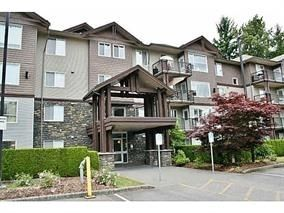 """Photo 1: 304 2581 LANGDON Street in Abbotsford: Abbotsford West Condo for sale in """"Cobblestone"""" : MLS®# R2127993"""