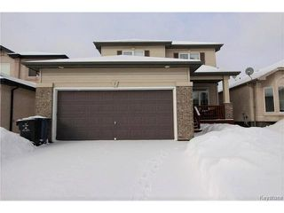 Main Photo: 7 Uppingham Place in Winnipeg: River Park South Residential for sale (2F)  : MLS®# 1701947