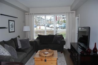 "Photo 2: 106 6450 194 Street in Surrey: Clayton Condo for sale in ""WATERSTONE"" (Cloverdale)  : MLS®# R2140130"
