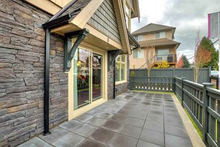 """Photo 2: 3 19095 MITCHELL Road in Pitt Meadows: Central Meadows Townhouse for sale in """"BROGDEN BROWN"""" : MLS®# R2152678"""