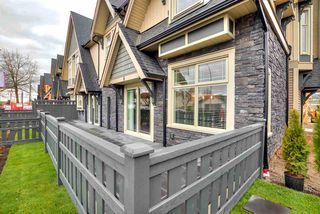 """Photo 1: 3 19095 MITCHELL Road in Pitt Meadows: Central Meadows Townhouse for sale in """"BROGDEN BROWN"""" : MLS®# R2152678"""