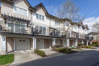 "Photo 2: 10 2450 161A Street in Surrey: Grandview Surrey Townhouse for sale in ""Glenmore"" (South Surrey White Rock)  : MLS®# R2159978"