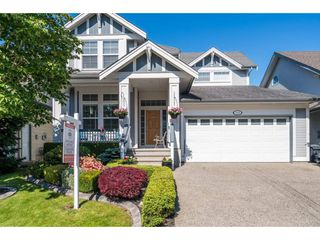 "Photo 1: 7321 200B Street in Langley: Willoughby Heights House for sale in ""Willoughby Heights"" : MLS®# R2171247"