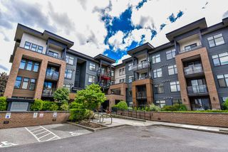 """Main Photo: 102 20068 FRASER Highway in Langley: Langley City Condo for sale in """"Varsity"""" : MLS®# R2175148"""