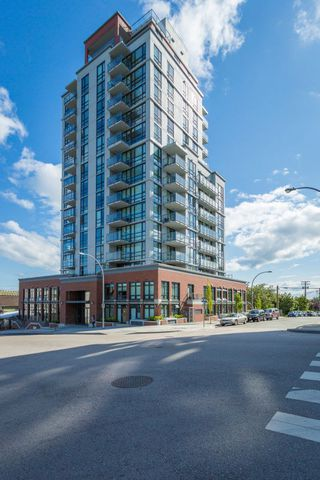"Photo 1: 405 258 SIXTH Street in New Westminster: Uptown NW Condo for sale in ""258 Condos"" : MLS®# R2186630"