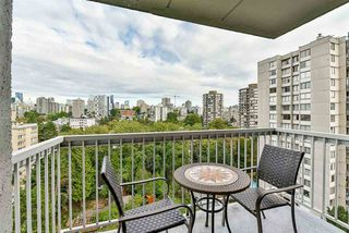 "Photo 16: 1405 1740 COMOX Street in Vancouver: West End VW Condo for sale in ""SANDPIPER"" (Vancouver West)  : MLS®# R2203716"
