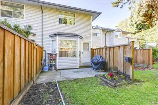 Photo 20: 5 1406 BRUNETTE Avenue in Coquitlam: Maillardville Townhouse for sale : MLS®# R2211104