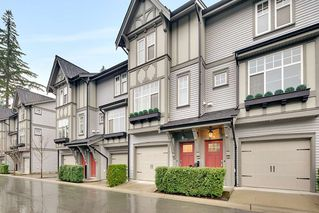 Photo 1: 32 1320 RILEY Street in Coquitlam: Burke Mountain Townhouse for sale : MLS®# R2223575