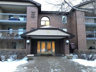 Photo 1: 202 77 Swindon Way in Winnipeg: Tuxedo Condominium for sale (1E)  : MLS®# 1730561