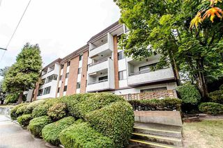 Main Photo: 210 515 ELEVENTH STREET in New Westminster: Uptown NW Condo for sale : MLS®# R2224542