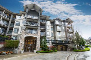 "Photo 1: 413 2969 WHISPER Way in Coquitlam: Westwood Plateau Condo for sale in ""SUMMERLIN at Silver Springs"" : MLS®# R2257274"
