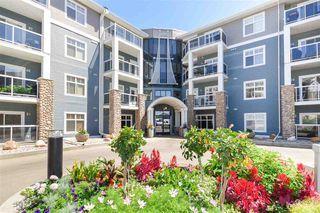 Main Photo: 433 16035 132 Street in Edmonton: Zone 27 Condo for sale : MLS®# E4117491