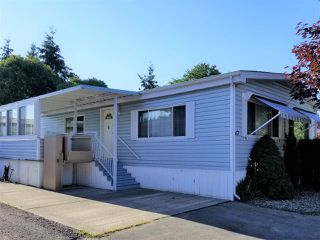 "Photo 1: 167 145 KING EDWARD Street in Coquitlam: Maillardville Manufactured Home for sale in ""MILL CREEK VILLAGE"" : MLS®# R2292731"