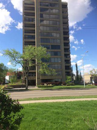 Main Photo: 504 8220 Jasper Avenue in Edmonton: Zone 09 Condo for sale : MLS®# E4126250