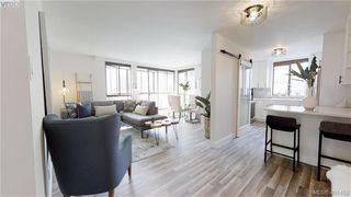 Photo 1: 301 1026 Johnson St in VICTORIA: Vi Downtown Condo Apartment for sale (Victoria)  : MLS®# 801151