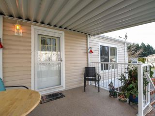 Photo 23: 37 4714 Muir Rd in COURTENAY: CV Courtenay East Manufactured Home for sale (Comox Valley)  : MLS®# 803028
