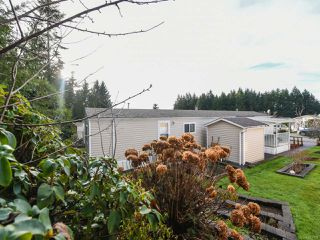 Photo 21: 37 4714 Muir Rd in COURTENAY: CV Courtenay East Manufactured Home for sale (Comox Valley)  : MLS®# 803028