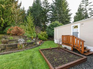 Photo 22: 37 4714 Muir Rd in COURTENAY: CV Courtenay East Manufactured Home for sale (Comox Valley)  : MLS®# 803028