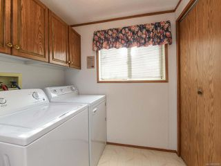 Photo 19: 37 4714 Muir Rd in COURTENAY: CV Courtenay East Manufactured Home for sale (Comox Valley)  : MLS®# 803028