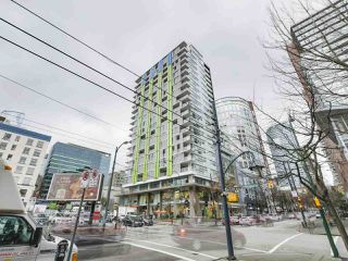 Main Photo: 502 999 SEYMOUR Street in Vancouver: Downtown VW Condo for sale (Vancouver West)  : MLS®# R2330451