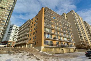 Photo 22: 705 12207 JASPER Avenue in Edmonton: Zone 12 Condo for sale : MLS®# E4140489