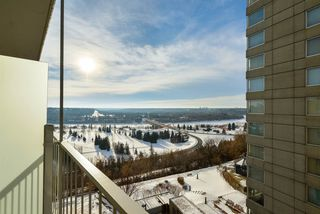 Photo 2: 705 12207 JASPER Avenue in Edmonton: Zone 12 Condo for sale : MLS®# E4140489