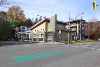"Photo 17: 309 3205 MOUNTAIN Highway in North Vancouver: Lynn Valley Condo for sale in ""MILL HOUSE"" : MLS®# R2342136"