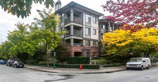 Photo 1: 209 2468 ATKINS Avenue in Port Coquitlam: Central Pt Coquitlam Condo for sale : MLS®# R2353039