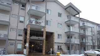 Photo 1: 111 151 EDWARDS Drive in Edmonton: Zone 53 Condo for sale : MLS®# E4155265