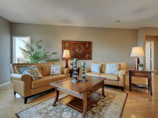 Photo 2: 848 Rainbow Crescent in VICTORIA: SE High Quadra Row/Townhouse for sale (Saanich East)  : MLS®# 410365