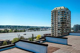 """Photo 17: 316 312 CARNARVON Street in New Westminster: Downtown NW Condo for sale in """"Carnarvon Terrace"""" : MLS®# R2369251"""