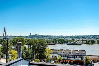 """Photo 18: 316 312 CARNARVON Street in New Westminster: Downtown NW Condo for sale in """"Carnarvon Terrace"""" : MLS®# R2369251"""