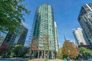 Main Photo: 1609 1331 W GEORGIA Street in Vancouver: Coal Harbour Condo for sale (Vancouver West)  : MLS®# R2383459