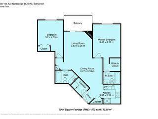 Photo 19: 312 9938 104 Street in Edmonton: Zone 12 Condo for sale : MLS®# E4164434
