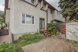 Photo 25: 17 14205 82 Street in Edmonton: Zone 02 Townhouse for sale : MLS®# E4165239
