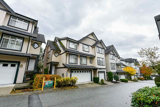 """Photo 1: 26 19932 70 Avenue in Langley: Willoughby Heights Townhouse for sale in """"Summerwood"""" : MLS®# R2414284"""
