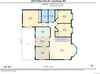 Photo 56: 2272 VALLEY VIEW DRIVE in COURTENAY: CV Courtenay East House for sale (Comox Valley)  : MLS®# 832690