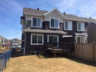 Photo 41: 2306 67A Street in Edmonton: Zone 53 House Half Duplex for sale : MLS®# E4194145