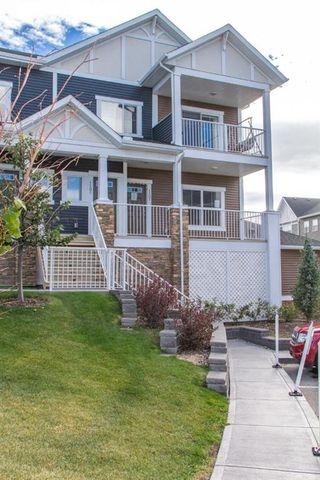 Photo 2: 1101 1225 KINGS HEIGHTS Way SE: Airdrie Row/Townhouse for sale : MLS®# A1031838