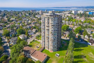 Main Photo: 1109 620 Toronto St in : Vi James Bay Condo for sale (Victoria)  : MLS®# 861057