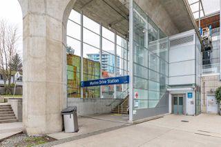 "Photo 29: 2004 8131 NUNAVUT Lane in Vancouver: Marpole Condo for sale in ""MC2"" (Vancouver West)  : MLS®# R2525605"